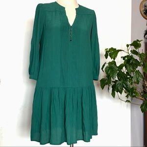 Anthropologie drop waist dress, XS